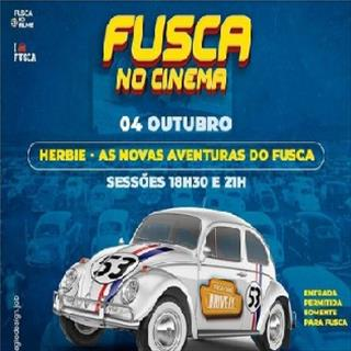 DRIVE-IN FUSCA NO CINEMA
