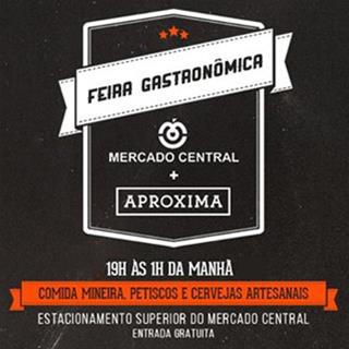 Feira de Gastronomia do Mercado Central