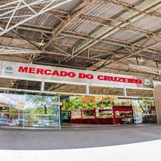 Programação do Mercado Distrital do Cruzeiro