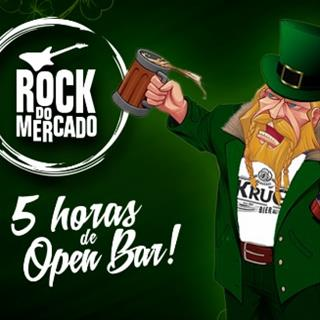 Rock do Mercado - St. Patricks Day
